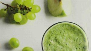 Kabızlığa İyi Gelen Yeşil İçecek