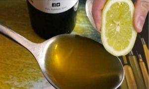 Günde Sadece 1 Yemek Kaşığı Zeytinyağı ve Limonun Etkilerine İnanamayacaksınız!