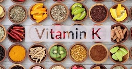 K vitamini nelerde var? K vitamini hangi besinlerde bulunur?